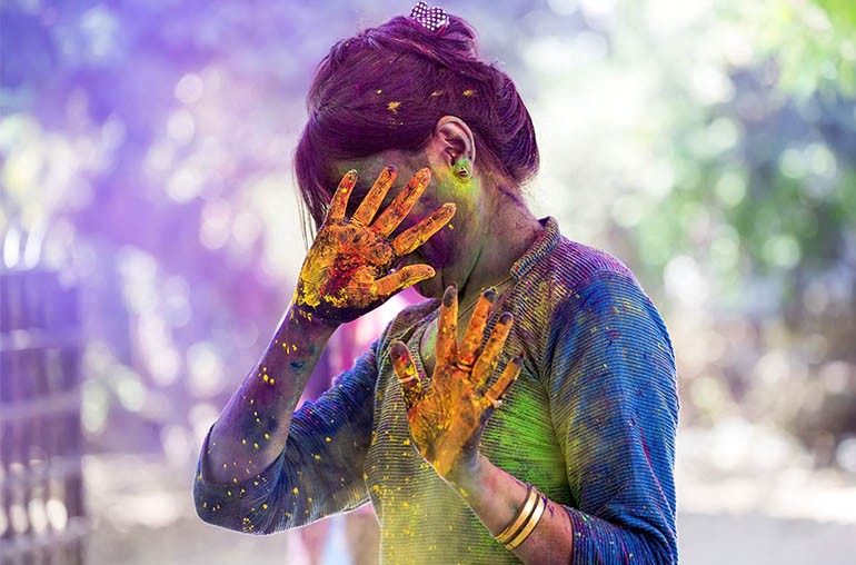 India Holi Festival India tours and travel specialists