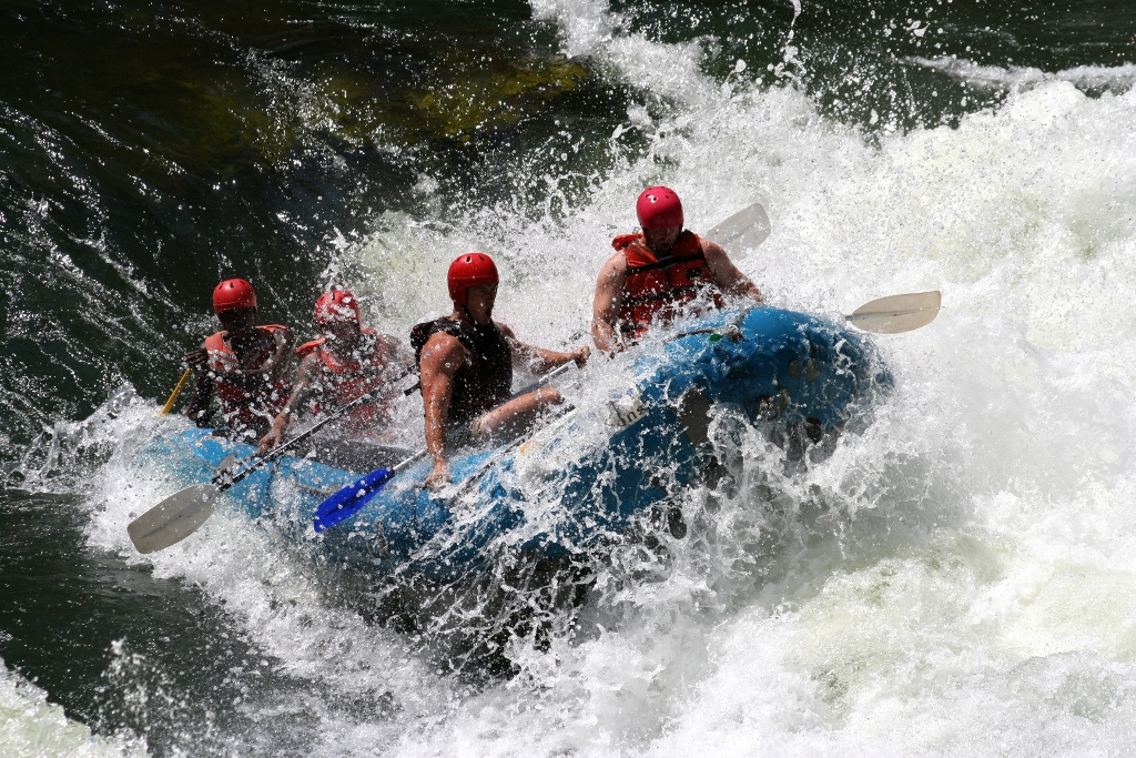 &Beyond Victoria Falls Whitewater Rafting Adventure Zimbabwe African Travel Specialists