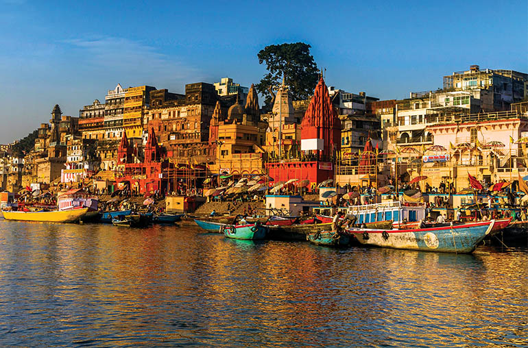 Fully Escorted Tour India Tours and Travel Specialists Varanasi