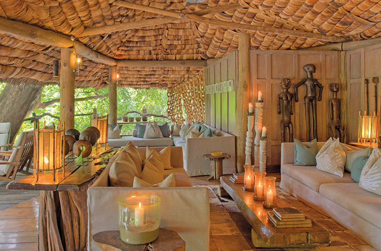 Lake Manyara Tree Lodge Tanzania Africa African Travel Specialists
