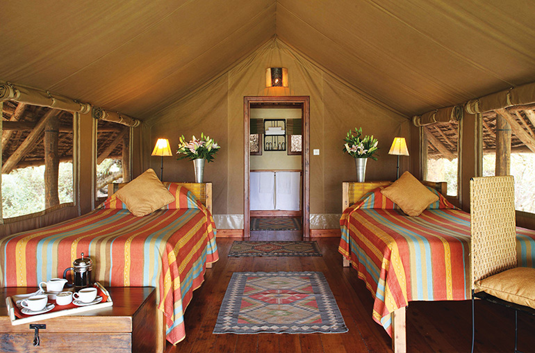 Tortilis Camp Africa Kenya African Travel Specialists