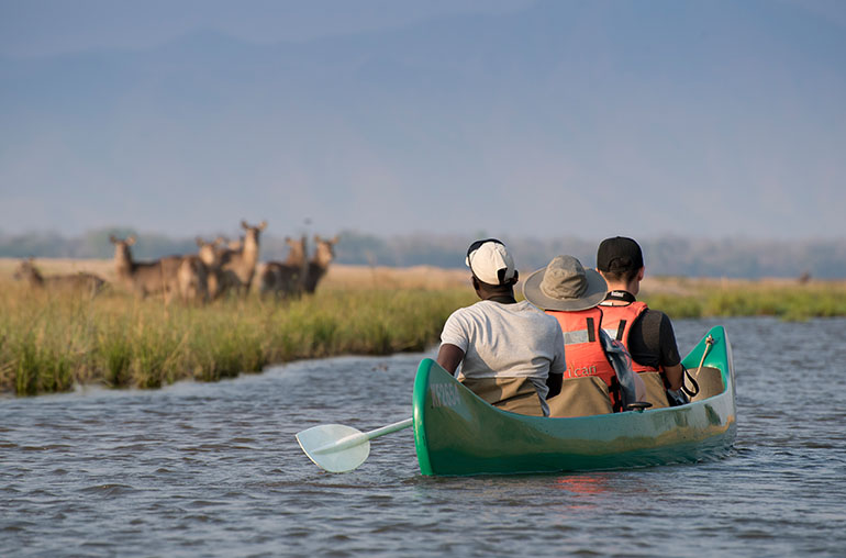 Bumi Hills Zimbabwe Nyamatusi Camp African Travel Specialists Zambezi Expeditions