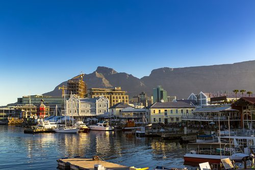 Cape Town South Africa Table Mountain African Travel Specialists