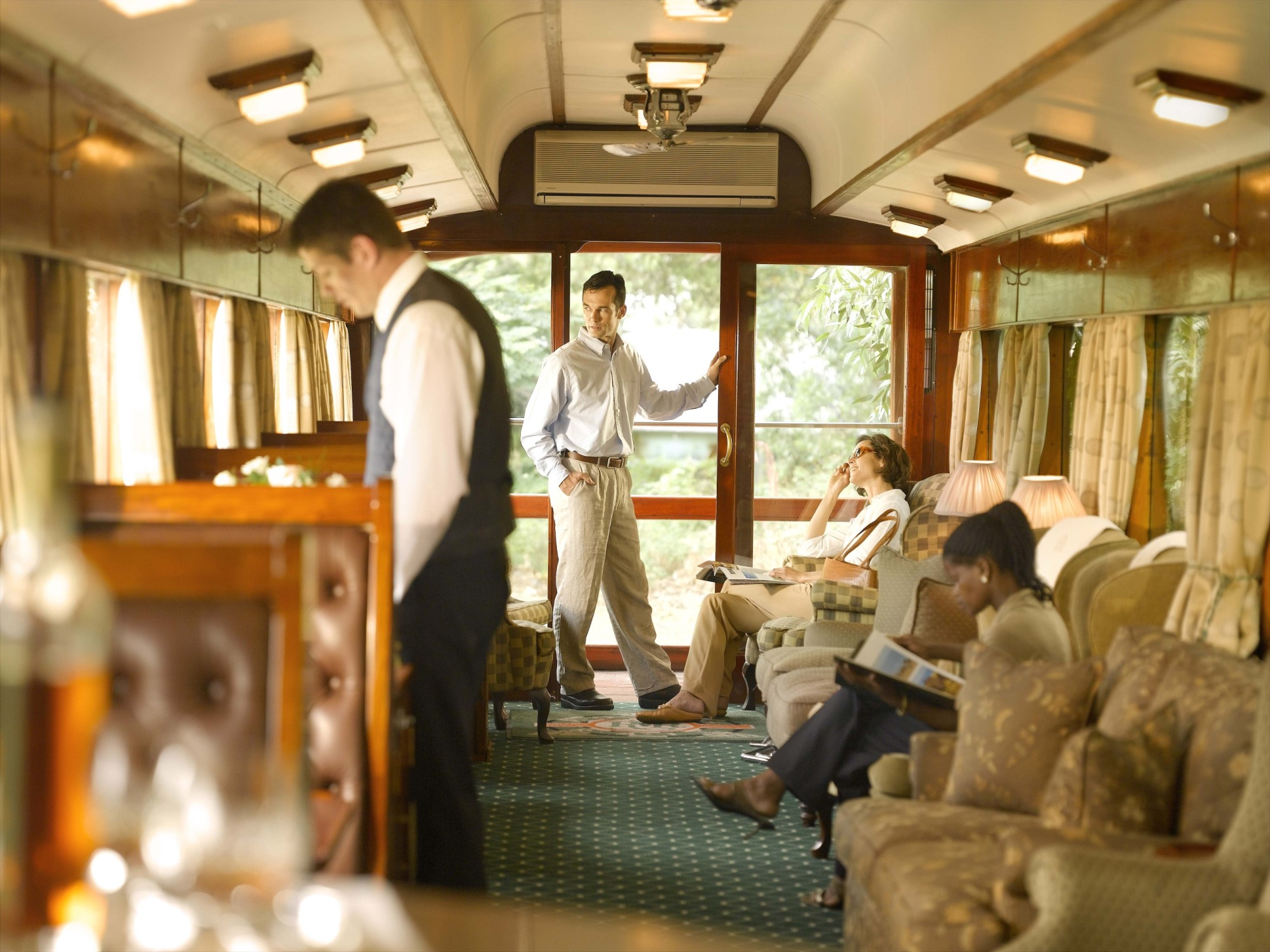 Rovos Rail Luxury Train Travel Pretoria Victoria Falls African Travel Specialists
