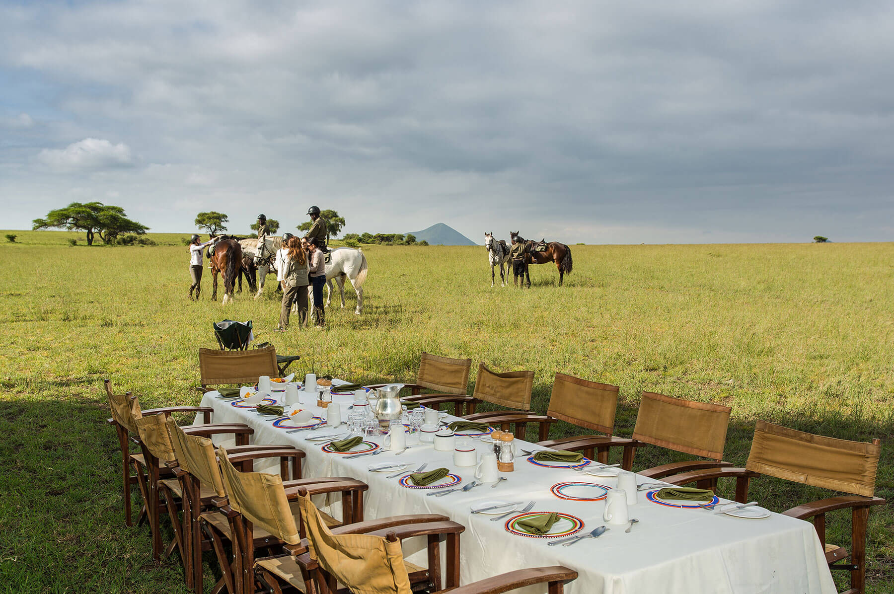 Horseback Safari in Africa