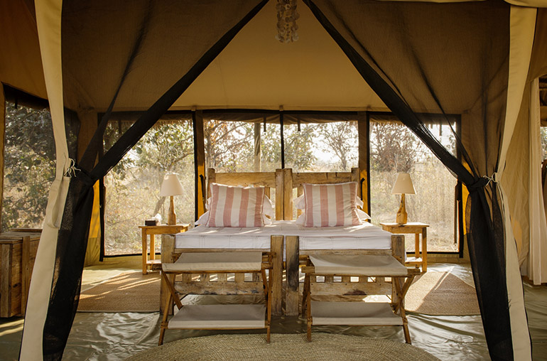 Kigelia room tanzania africa african travel specialists