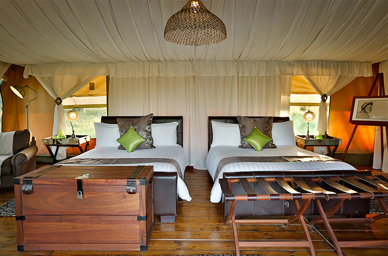 lemala ewajan camp tanzania luxury tent africa african travel specialists