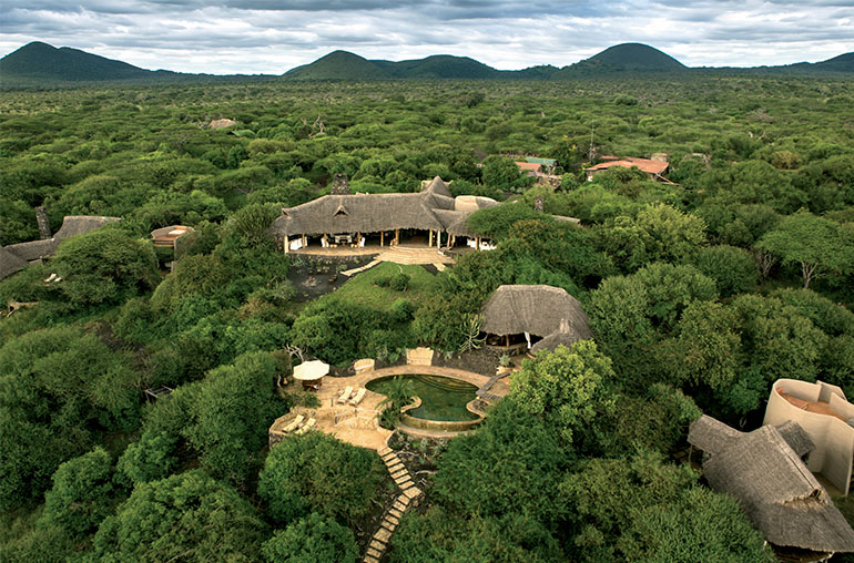Ol Donyo Lodge Great Plains Conservation Luxury Kenya Kenya African Travel Specialists