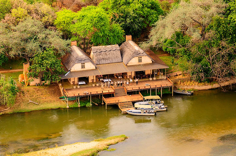 Lower Zambezi Royal Zambezi Lodge Luxury Accommodation Zambia African Travel Specialists
