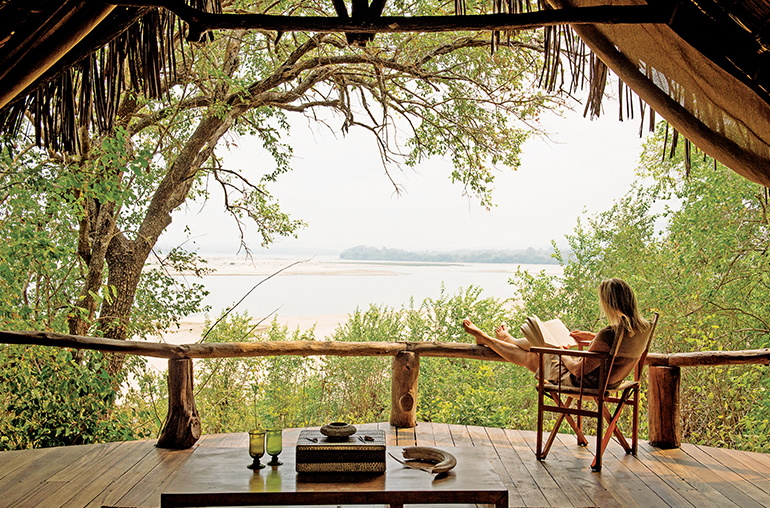 Sand River Selous Selous Game Reserve Africa African Travel Specialists