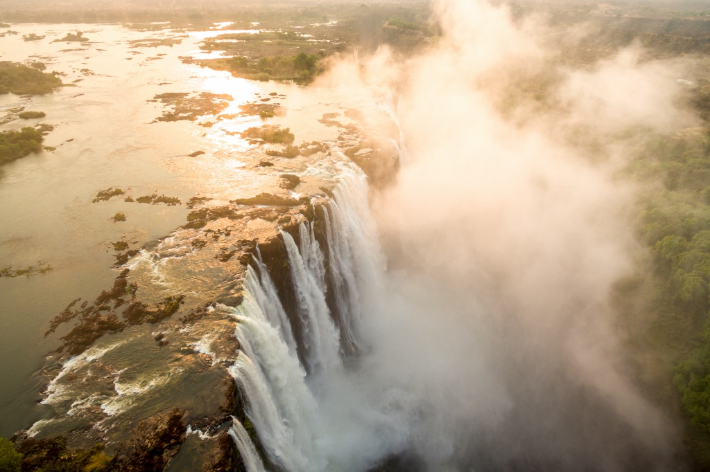 Victoria Falls Zambia Zimbabwe African Travel Specialists