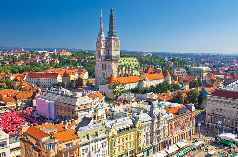 Zagreb Croatia Ultimate Croatia & Beyond Croatian Travel Specialists
