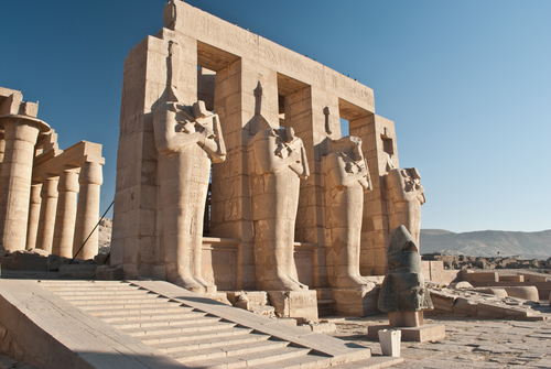 Ramsses II Temple Best of Egypt Africa African Travel Specialist