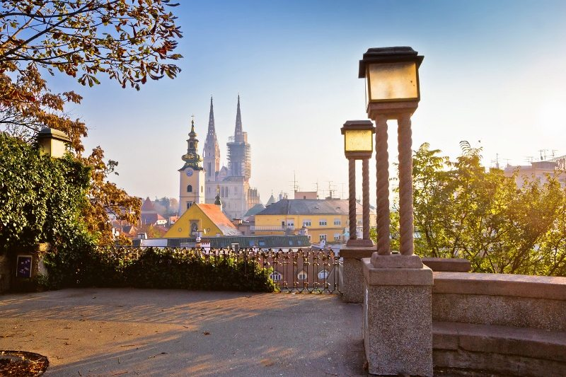 Zagreb Towers Ultimate Croatia Croatia Zagreb Croatia Travel Specialists