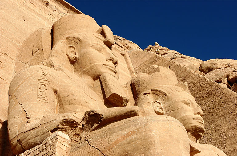 egypt abul simbel Best of Egypt pyramids African Travel Specialists Africa