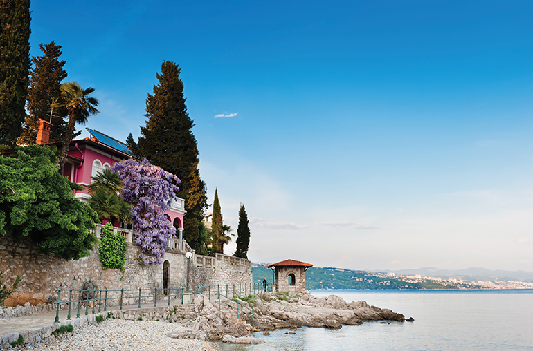 Opatija Croatia Travel Specialists Dalmatian Sunshine