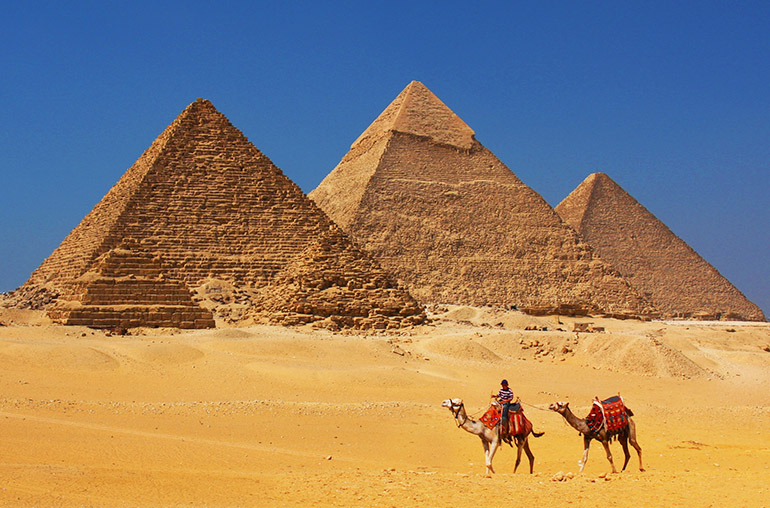 Best of Egypt pyramids African Travel Specialists Africa