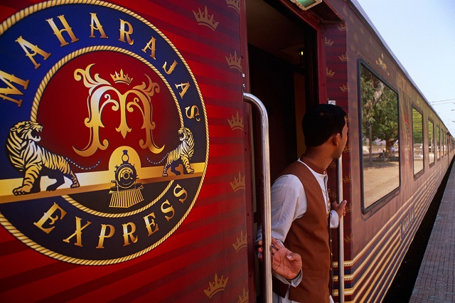 Maharajah Express Luxury Train Travel The Indian Panorama India Tours and Travel Specialists India