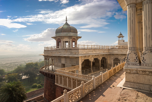 Agra Fort India Tours and Travel Specialists Heritage India