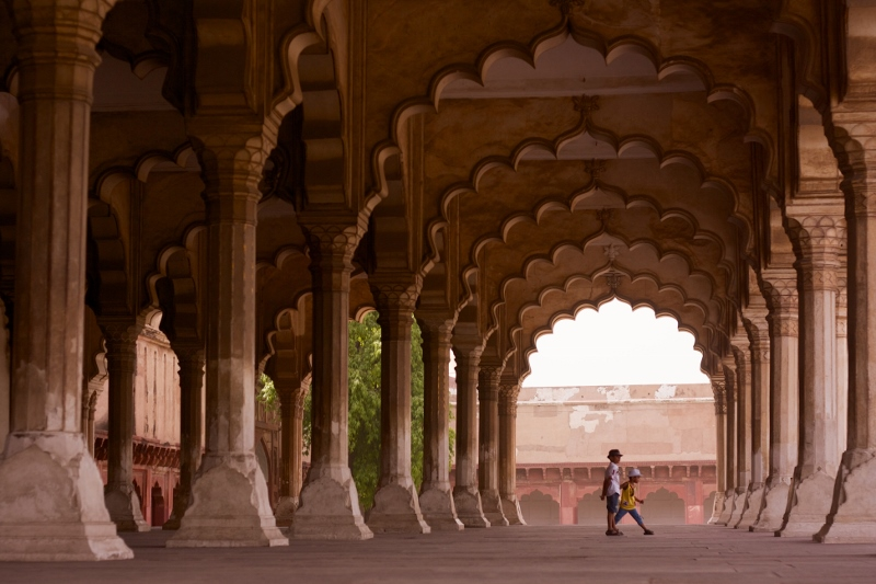 Red Fort Agra India Tours and Travel Specialists India Taste of the Golden Triangle