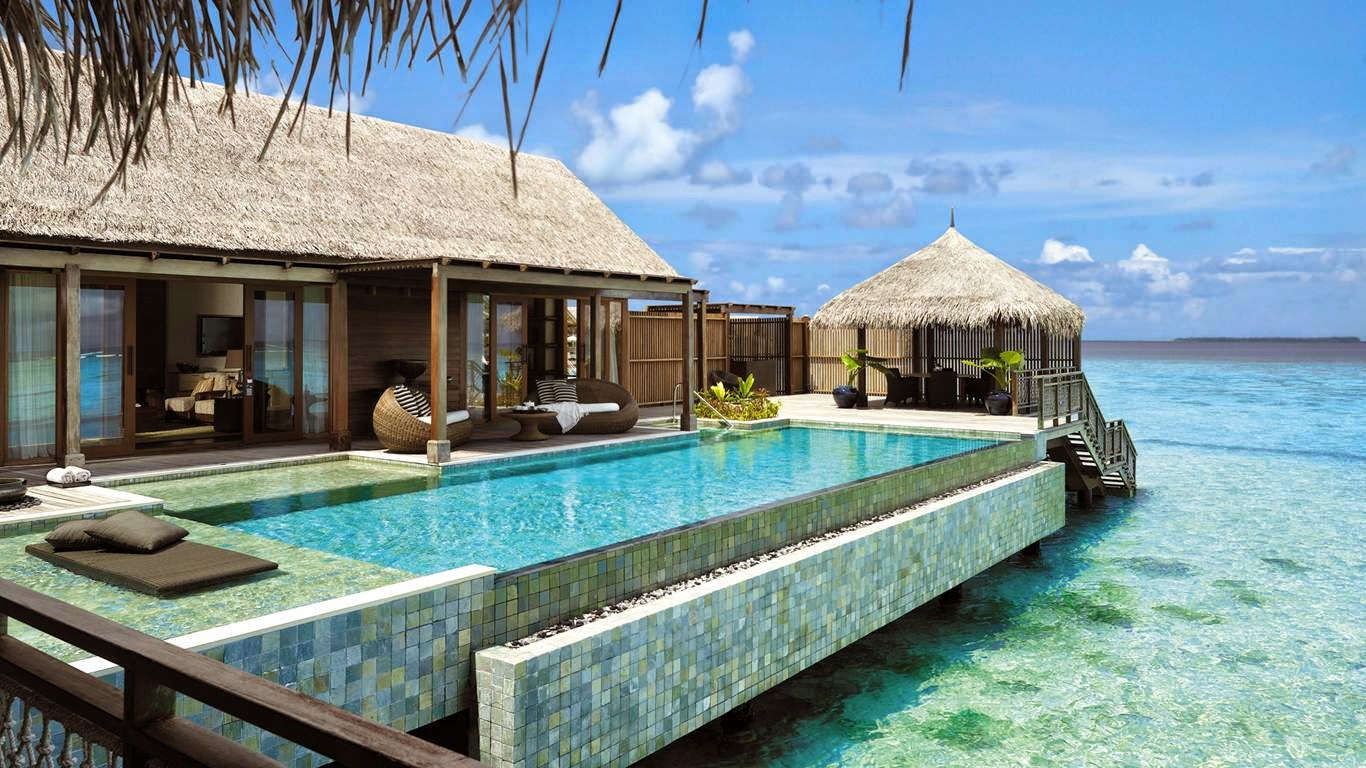 Como Cocoa Island  Honeymoon destination Maldives India Tours and Travel Specialists