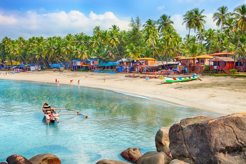 Goa Beach Classic Southern India India India Tours and Travel Specialists