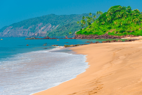 Goa beach India Tours and Travel Specialists Goa getaways