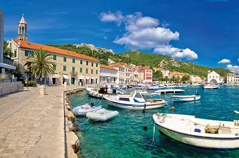 Hvar Dalmatia Croatia Travel Specialists