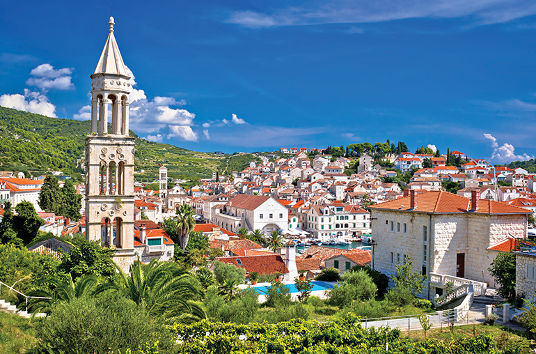 Deluxe and Deluxe Superior One way Cruise Split Dubrovnik Croatia Travel Specialists