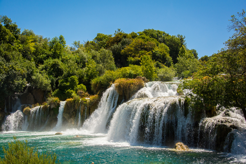 Krka Waterfalls Croatia Croatia Travel Specialists