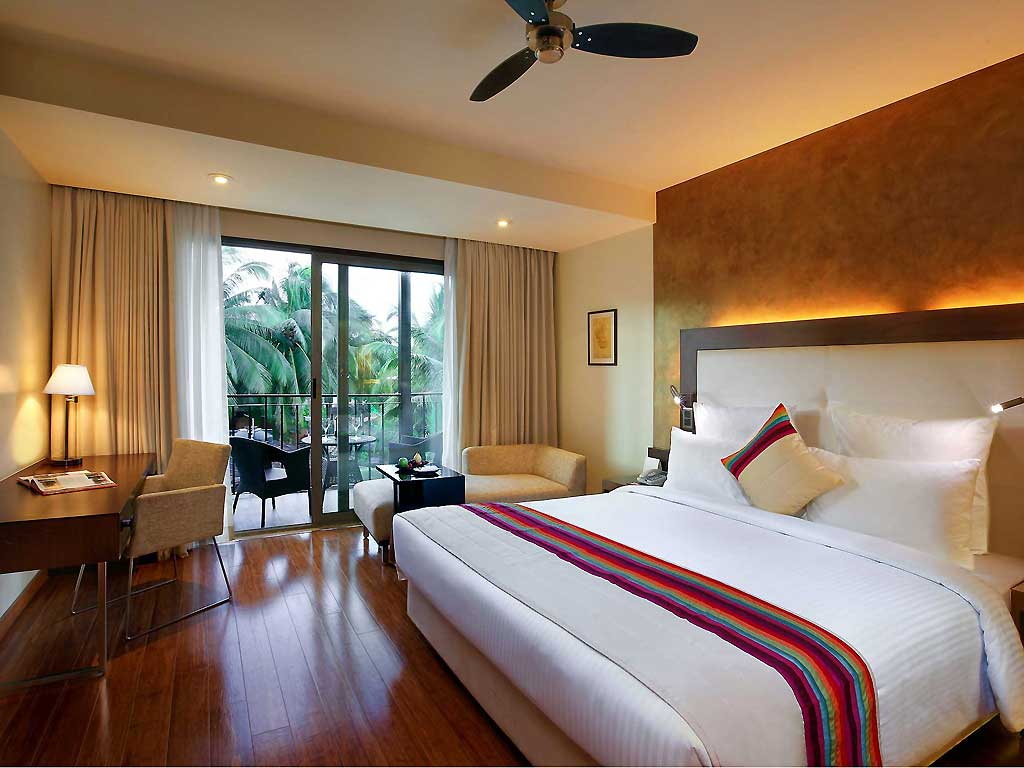 Novotel Goa Exective Room India Tours and Travel Specialists India Luxury Accommodation