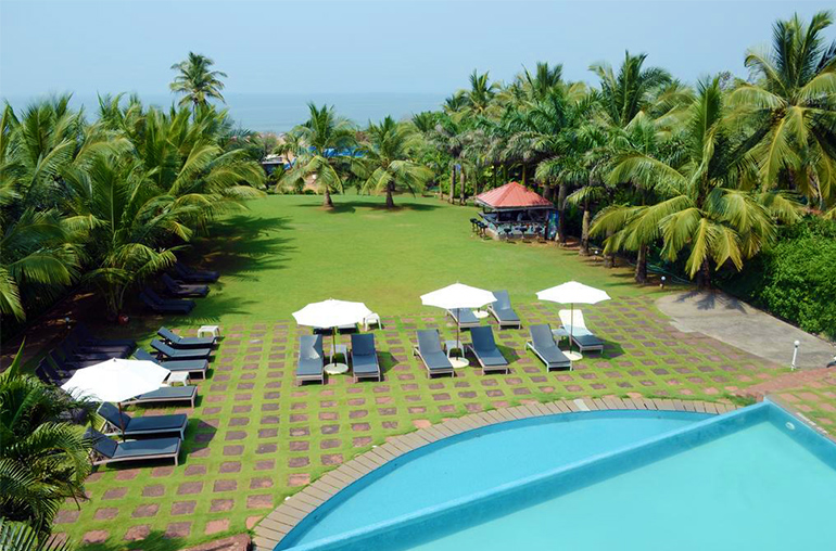 O Hotel Goa O Hotel Deluxe Accommodation India Tours and Travel Specialists India Accommodation India