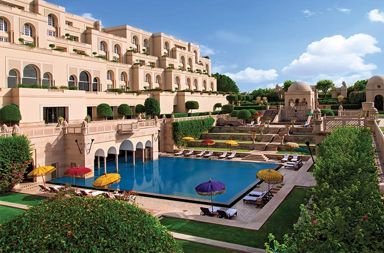 Oberoi Amarvilas Golden Triangle  India India Tours and Travel Specialists