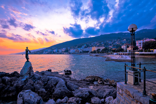 Opatija Deluxe Cruise Croatia Croatia Travel Specialists
