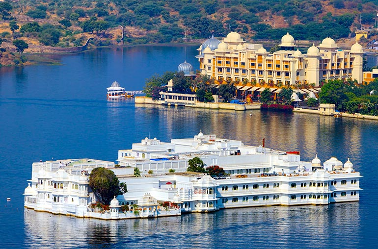 India Tours and Travel Specialists India Udaipur Taj Lake Palace