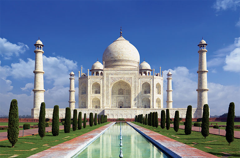 Taj Mahal Ultimate India India tours and travel specialists