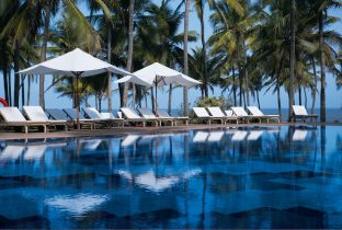 Vivanta by Taj Holiday Village India resort pool Goa India Luxury Accommodation India Tours and Travel Specialists
