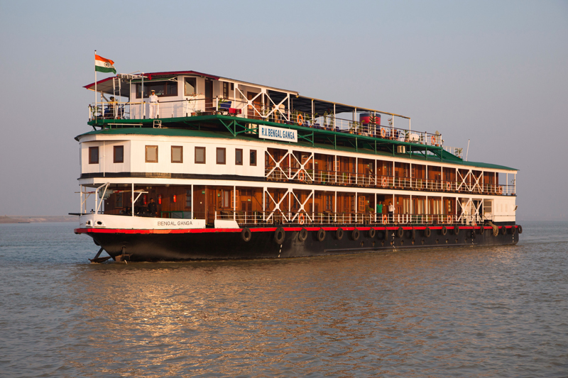RV Bengal Ganga Ganges River Cruise India River Cruise India Tours and Travel Specialists