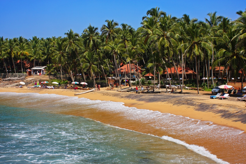 Kerala Beach Best of Kerala India Tours and Travel Specialists India