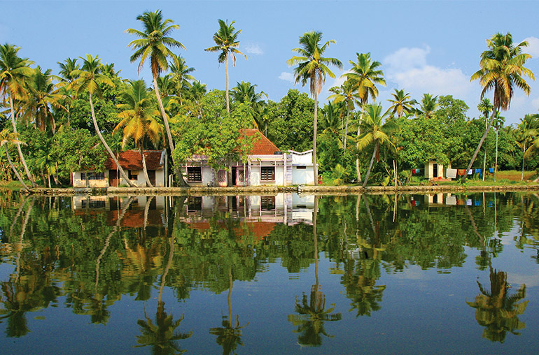Kerala backwaters India Tours and Travel Specialists