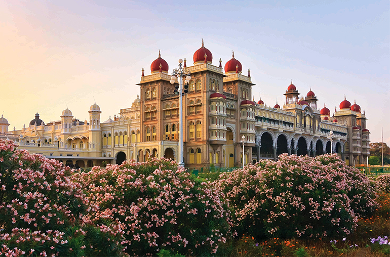 Mysore Palace Ultimate South India India Tours and Travel Specialists