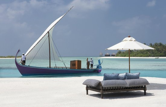 Naladhu Resort Maldives Beachlife Honeymoon Destination India Tours and Travel Specialists Maldives