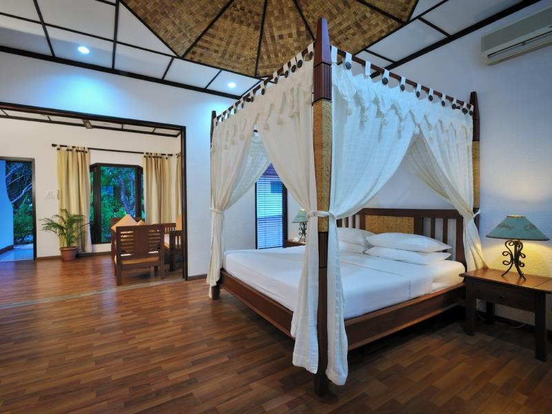 Bandos Maldives Honeymoon Destination Luxury beach holiday India Tours and Travel Specialists
