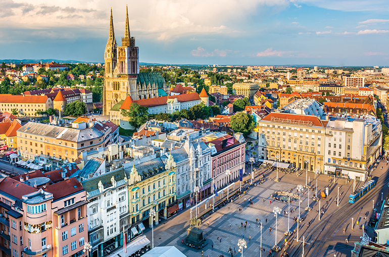 Zagreb Croatia Travel Specialists