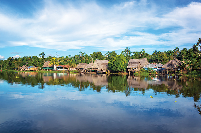 Amazon  South America South American Travel Specialists