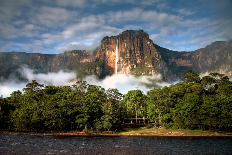 Angel Falls Venezuela South America South American Travel Specialists