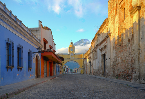 Antigua Guatemala South America South American Travel Specialists