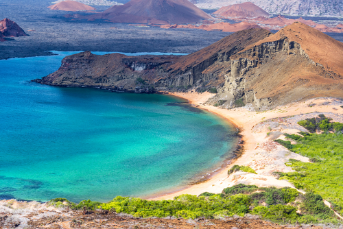 Bartolome Island Ecuador Galapagos Islands Galapagos Luxury Cruise South America South American Travel Specialists