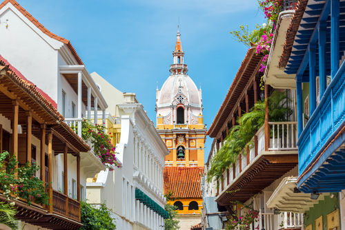 Cathedral Cartagena Colombia South America South American Travel Specialits