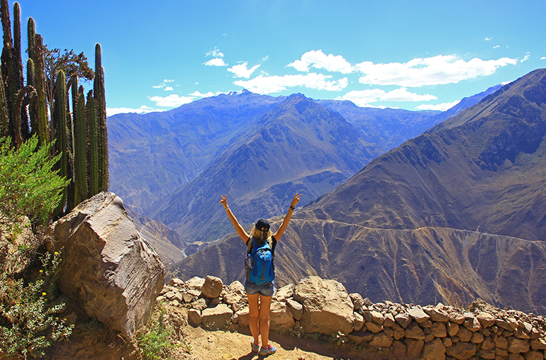 Colca Canyon South American Travel Specialists South America